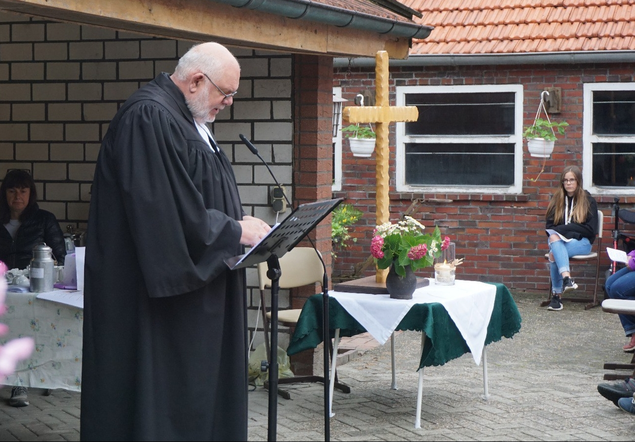 CDF Predigt LandAndacht